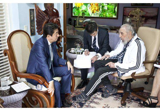 Japón pide medidas contra Corea del Norte en visita a Cuba