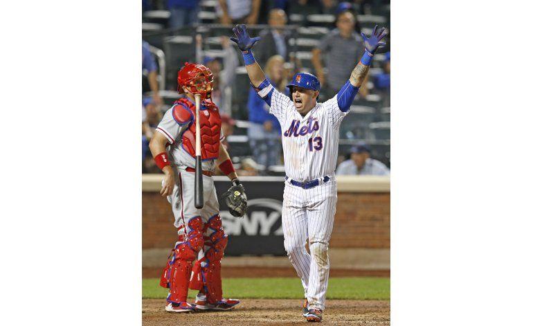 Asdrúbal Cabrera mantiene a flote a los Mets