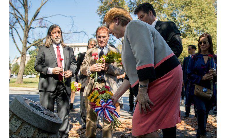 EEUU difunde más documentos sobre Orlando Letelier