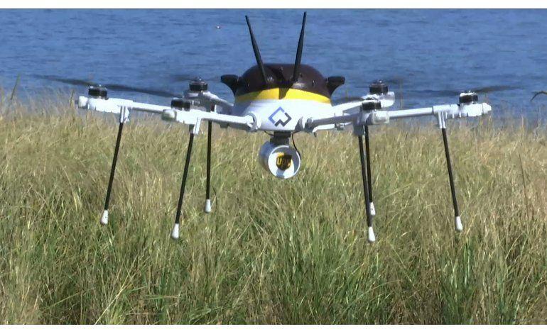 UPS prueba drones para entrega de paquetes