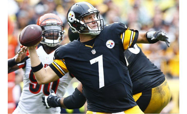 NFL: duelo de invictos en Steelers-Eagles
