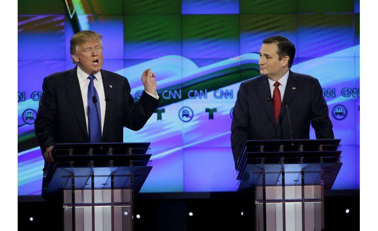 En dramático vuelco, Cruz dice que votará por Trump