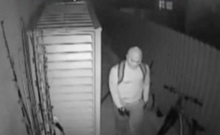 Policía de North Miami arrestó al  Ladrón ninja