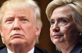 Clinton ha gastado casi el doble que Trump en anuncios de campaña