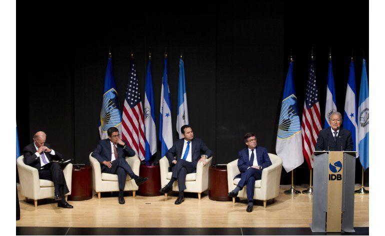 EEUU: sector privado debe impulsar economía centroamericana