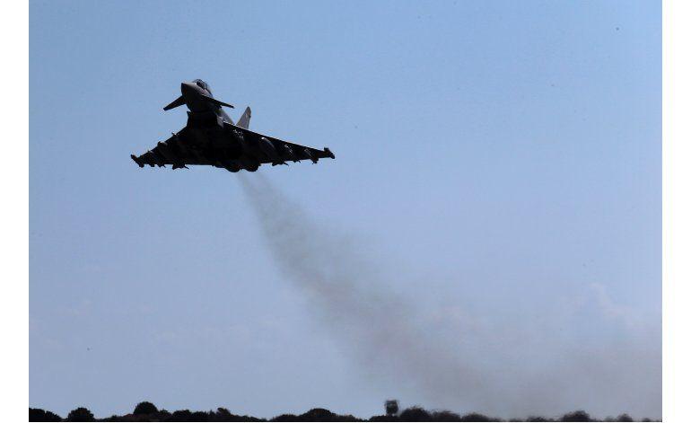 Aviones británicos bombardean a Estado Islámico en Irak