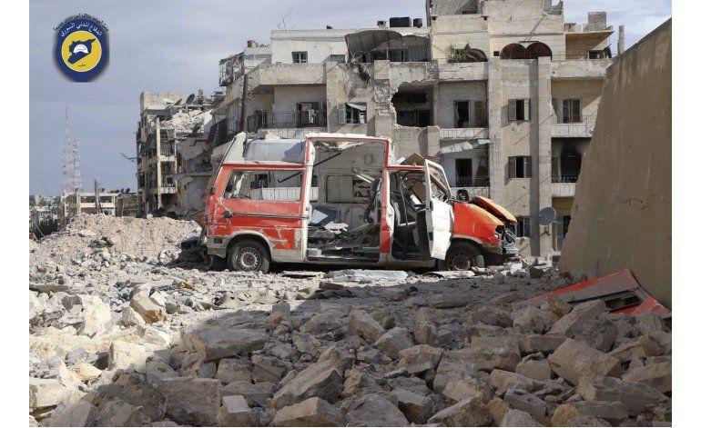 Dos millones viven sin agua corriente en Alepo, según la ONU