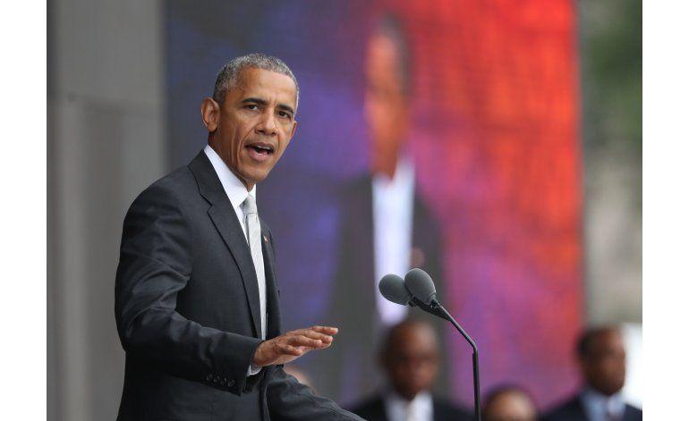 Obama inaugura museo Smithsonian de la herencia negra