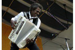 fallecio buckwheat zydeco, acordeonista de musica zydeco