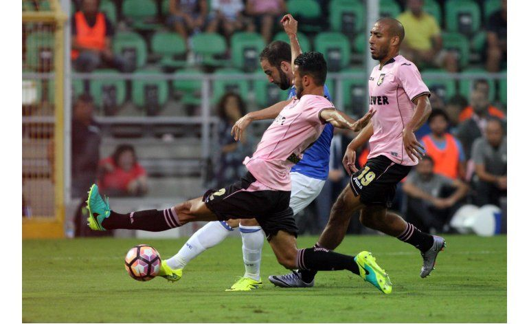 Mandzukic mal de nuevo; Juventus vence 1-0 a Palermo