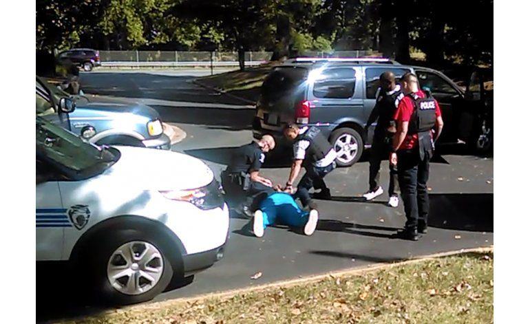 Policía de Charlotte difunde video de tiroteo