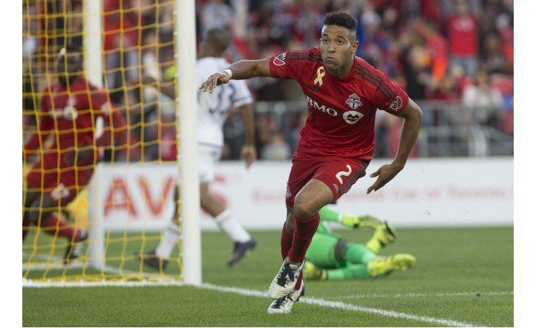 Gol de Morrow permite a Toronto empatar con Union