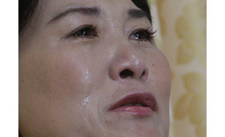 Norcoreanas vendidas en China quieren recuperar a sus hijos