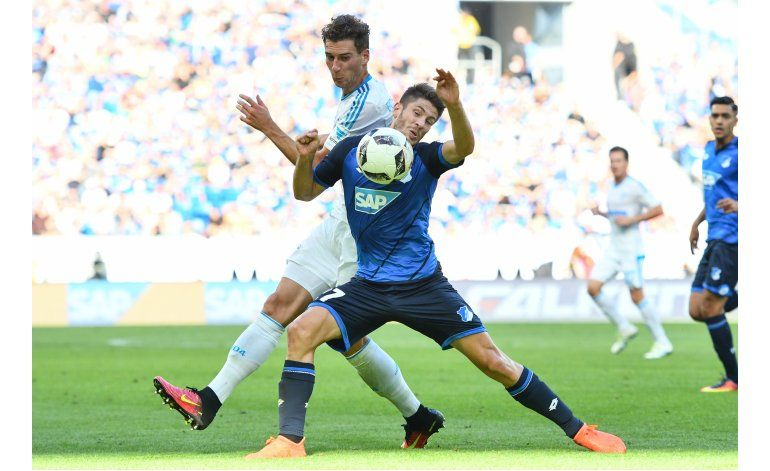 Hoffenheim propina al Schalke su 5ta derrota seguida