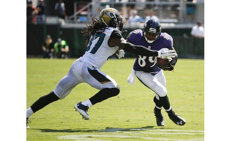 Gol de campo de Tucker da triunfo a Ravens sobre Jaguars