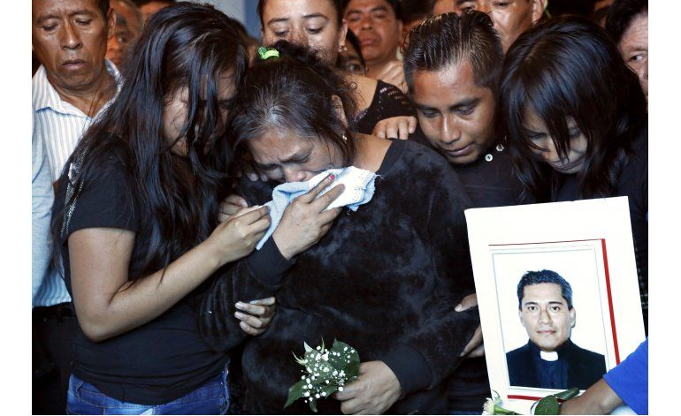 Hallan muerto a sacerdote secuestrado en México