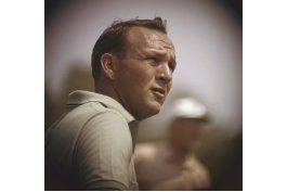 fallece arnold palmer, el jugador que popularizo el golf