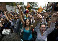 oposicion venezolana convoca a nuevas protestas en contra del regimen de maduro