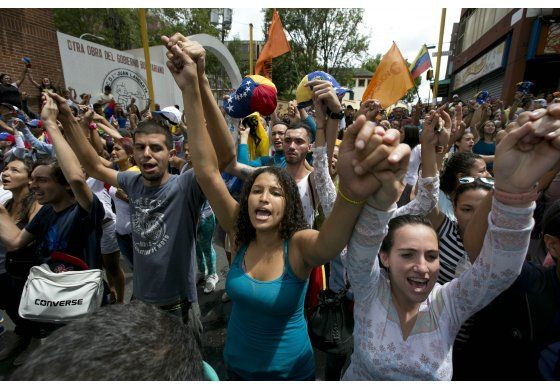 Oposición venezolana convoca a nuevas protestas en contra del régimen de Maduro