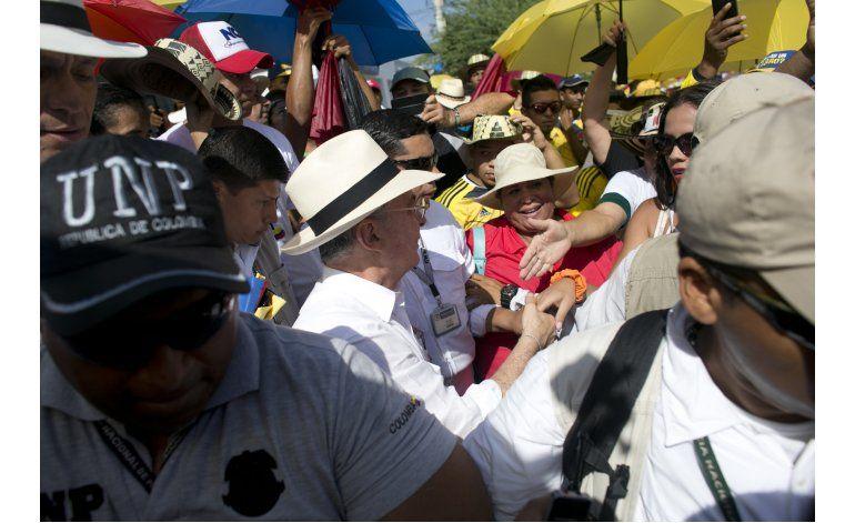 LO ULTIMO: Presidente Santos reconoce valor de adversarios