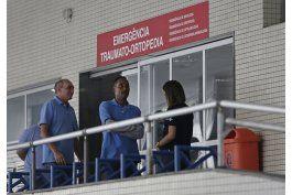 matan en brasil a sospechoso que se fugo de un hospital