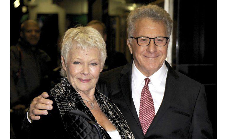 Hoffman y Dench nominados al Emmy Internacional