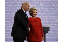 lo ultimo: clinton, trump aceptaran resultado de elecciones