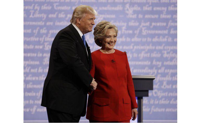 LO ULTIMO: Clinton, Trump aceptarán resultado de elecciones