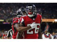 coleman logra 3 anotaciones y falcons doblegan a saints
