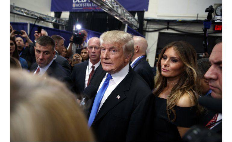 Trump dice que el TLC es el peor pacto comercial
