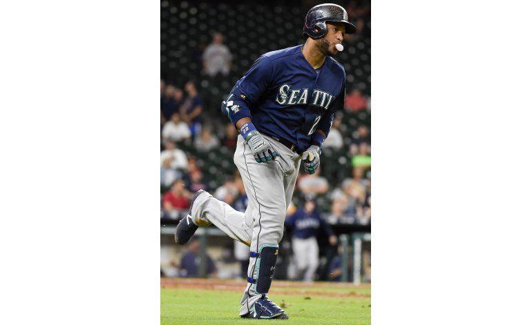 Canó pega jonrón en la 11ma; Marineros vencen a Astros