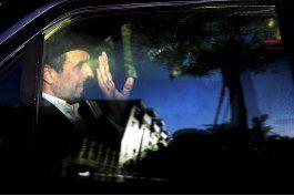 ex presidente irani no buscara reeleccion