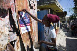 aristide vuelve a la escena politica en haiti