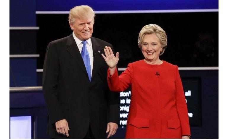 Donald Trump se atrinchera tras el debate