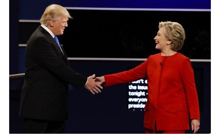 LO ÚLTIMO: Senador republicano: Trump estuvo mal en debate