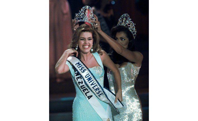 Trump insiste en que Machado fue la peor Miss Universo