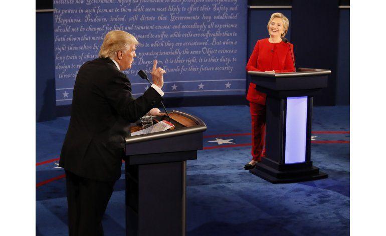 Falta precisión a Trump y Clinton en el tema de detenciones