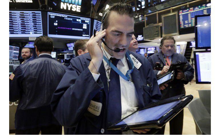 Wall Street cierra en alza; empresas tecnológicas avanzan
