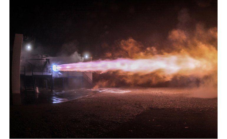 Elon Musk vislumbra 1.000 naves rumbo a Marte