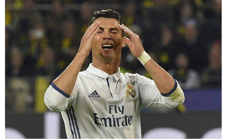 Dortmund empata ante Madrid con gol agónico