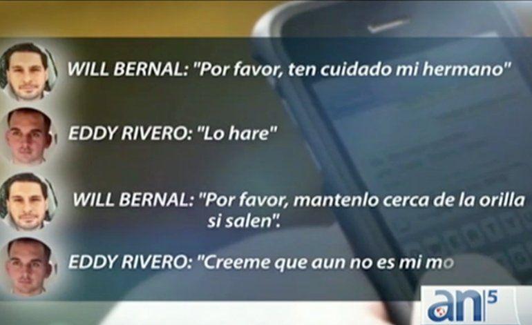 Los escalofriantes mensajes de texto del amigo de José Fernández antes de morir