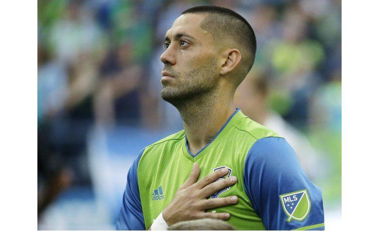 Dempsey se perderá el resto de la temporada de la MLS