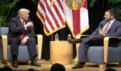 Donald Trump visita Miami