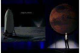 dueno de spacex concibe flota espacial para colonizar marte