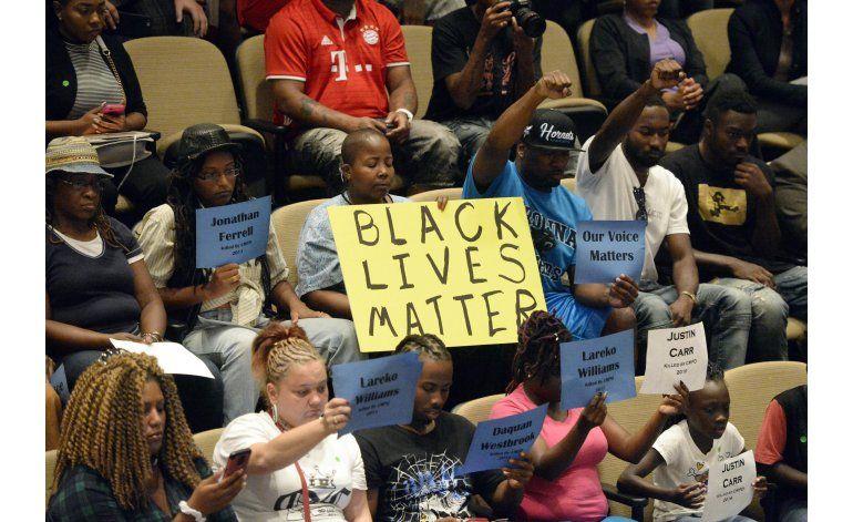 Presidenta NAACP: historial víctima de Charlotte no importa