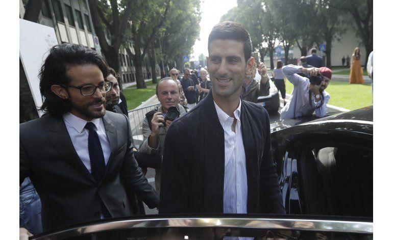 Djokovic se retira del Abierto de China por lesión