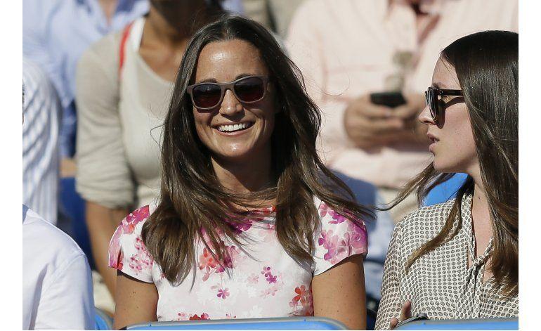 Juez prohíbe publicación de fotos robadas de Pippa Middleton