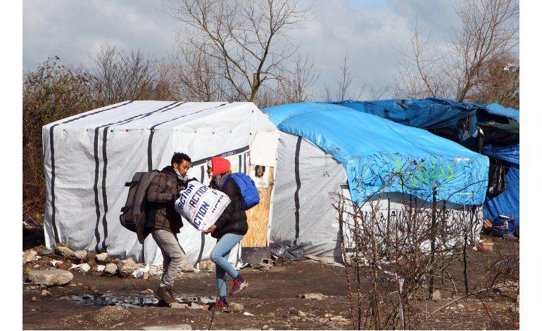 Desasosiego en pueblo francés que recibirá a migrantes