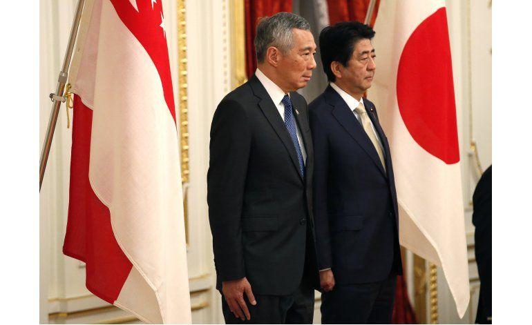 Japón promueve tren bala Shinkansen a Singapur