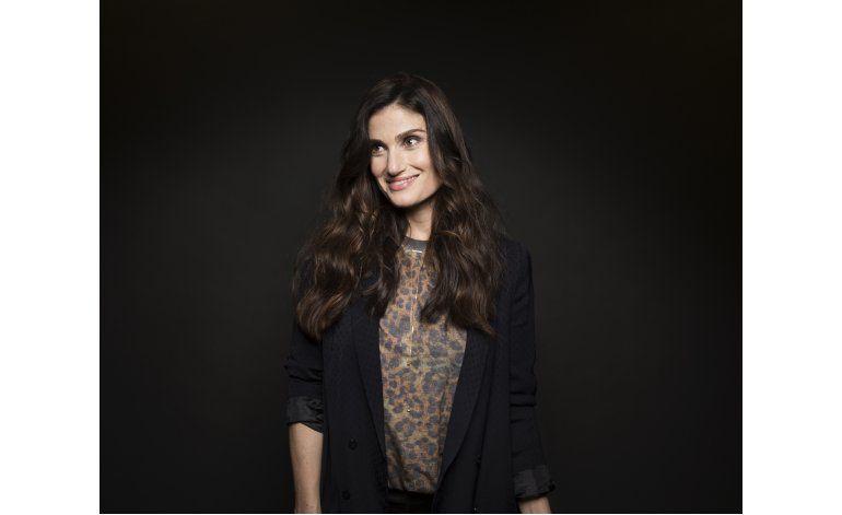Idina Menzel: nuevo CD es un nuevo comienzo